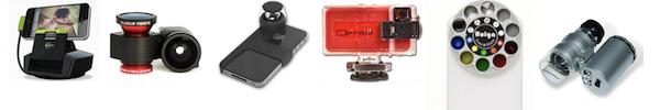 Accessoriiphone iphoneografia videografia