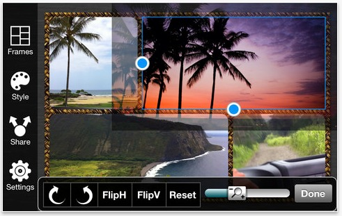 videografia iphone picplaypost