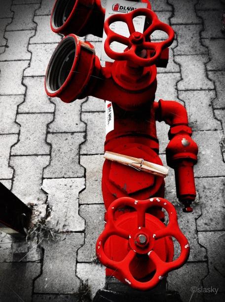 Slasky rosso fuoco iphoneografia italia