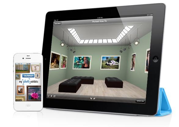 Tamron foto iphone iphoneografia 3D