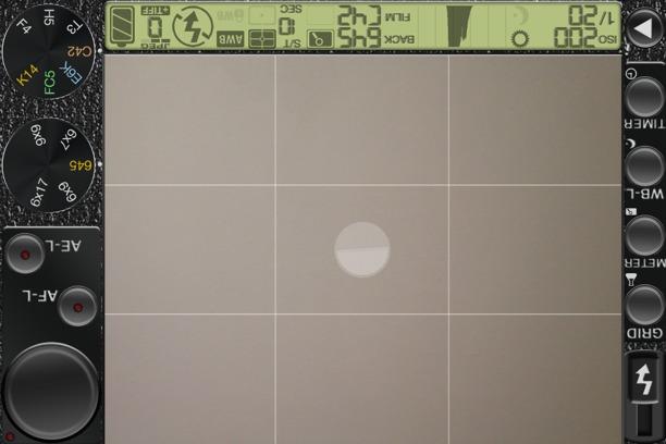 iphone foto schermo