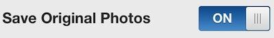 Salvare le Foto su Instagram