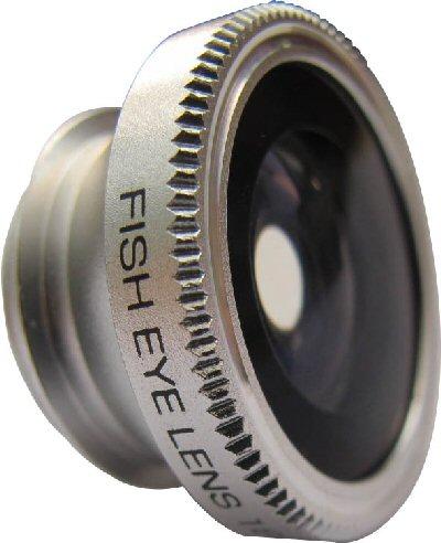 foto lente iphoneografia cellulare fisheye