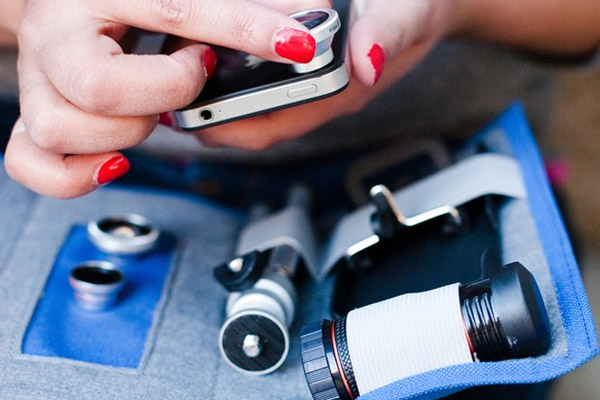 foto lenti iphone accessori