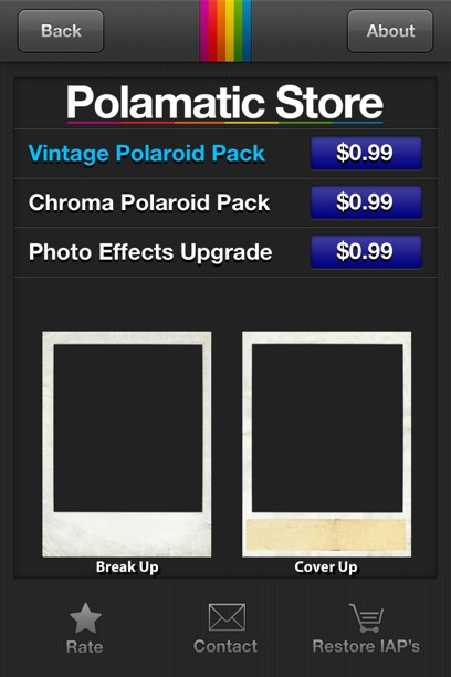 foto cellulare fotografia polaroid iphoneografia