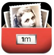vecchie foto virtuali iphone android shoebox