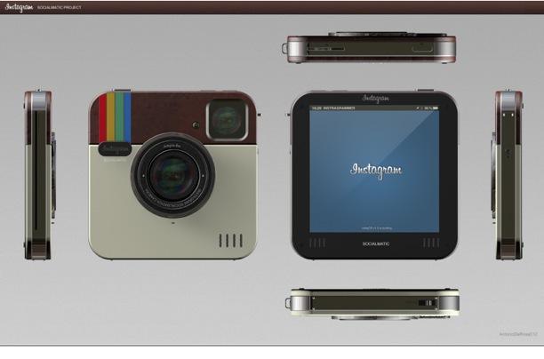 macchina fotografica Instagram