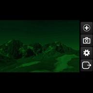 foto notte effetto symbian