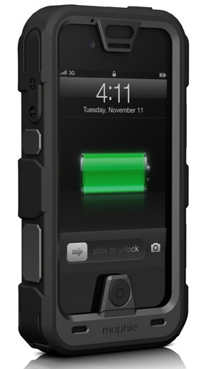 batteria juice pack pro mophie per iphone