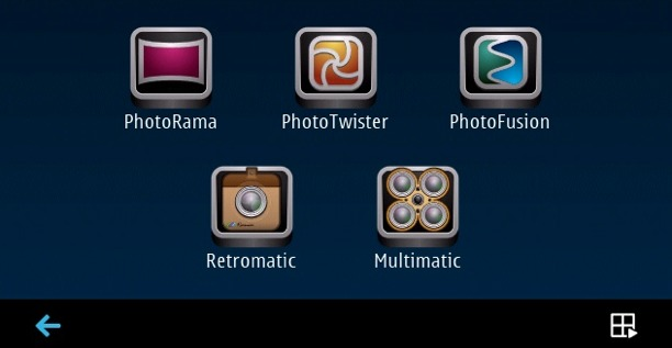 fare foto con symbian con camera lover pack di scalado