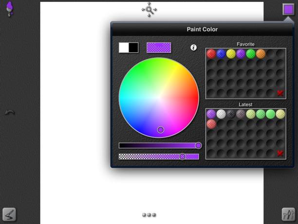 colore per inspire pro per ipad
