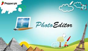 photo editor per fotografia con blackberry