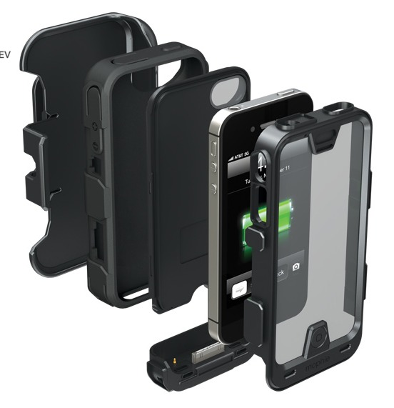 accessorio batteria supplementare iphone juice pack pro