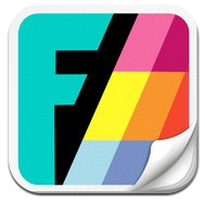 creare collages con fuzel per iphone