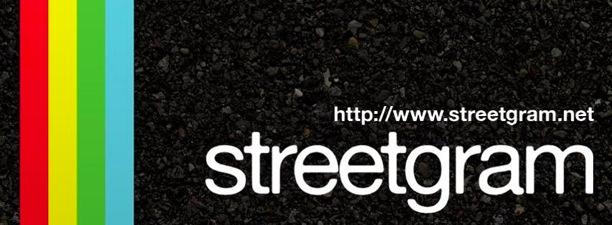 streetgram foto instagram per città