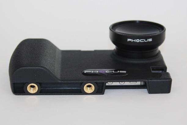 accessorio lenti phocus per iphone iphoneography