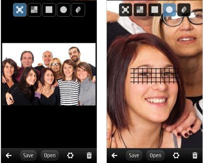 foto symbian fotografia privacy