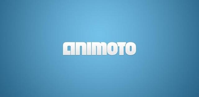 animoto per android