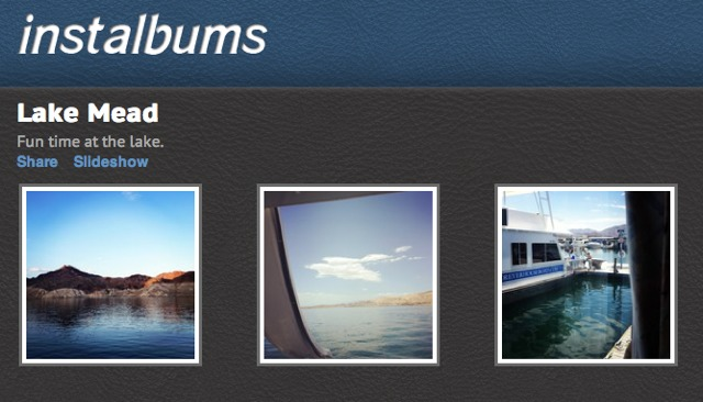instalbums instagram