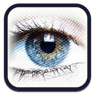 incisione fotografica con etchings per iphone
