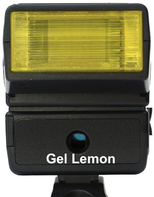 Flash Laser Lemon