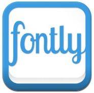 condividere caratteri tipografici per android ed iphone