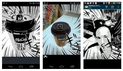 foto manga per cellulari android