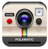 fotografia polaroid per ipad