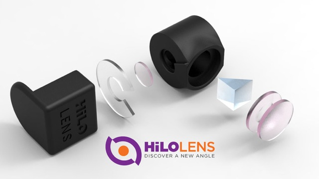 Hilo lens per iphone ipad