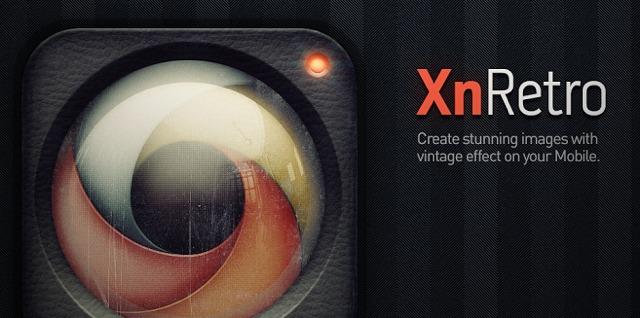 Xnretro per fotografia android