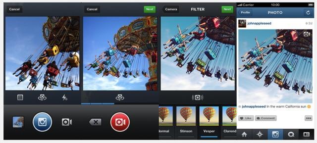 Come funzionano i video su instagram
