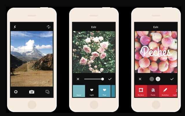 Landcam per iphoneography