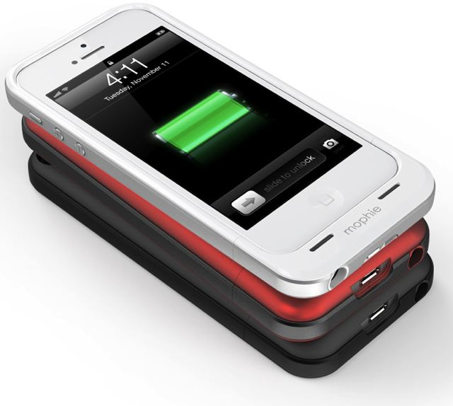 Caricabatteria Mophie Juice Pack Air