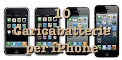 Caricabatterie iPhone