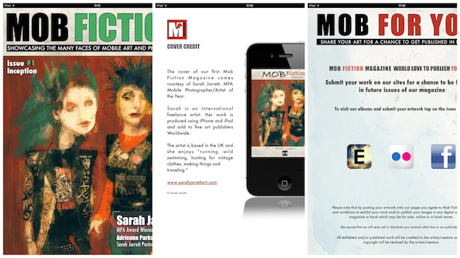 Mob Fiction Magazine