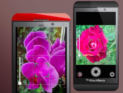 Camera++ blackberry