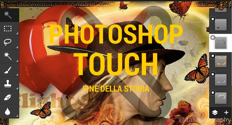 Photoshop touch fine