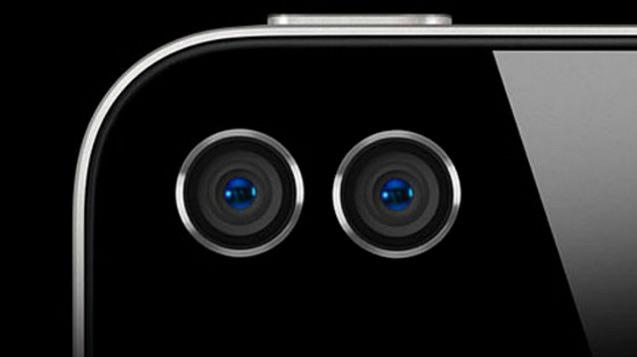 Apple doppia fotocamera