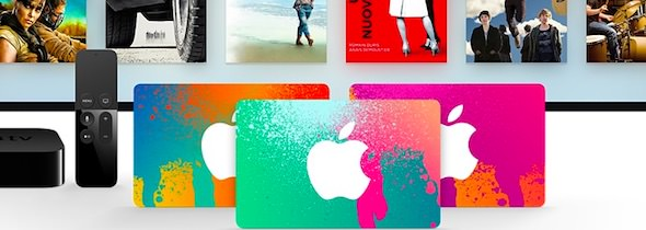 carte regalo iTunes per fotografi smartphone