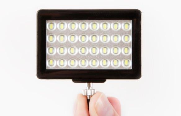 luce continua smartphone pocket spotlight flash