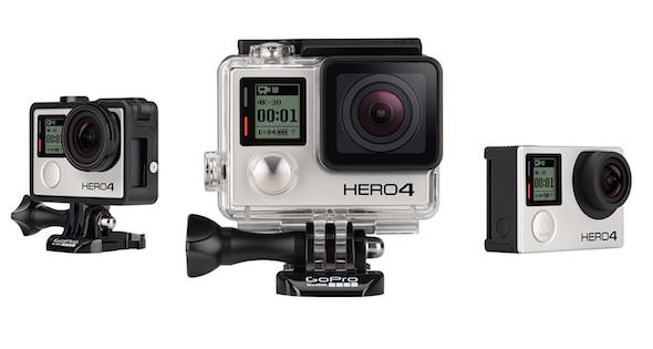 migliori action camera GoPro Hero 4 Black