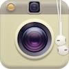 retro camera filtri fotografia