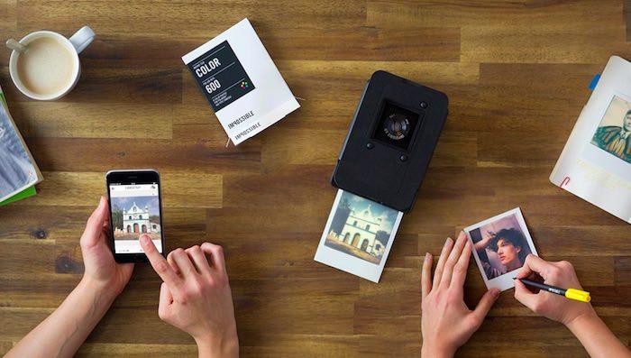 7 stampanti fotografiche per iphone e telefoni android for Smartphone piccole dimensioni