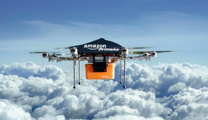 amazon prime air UK accordo