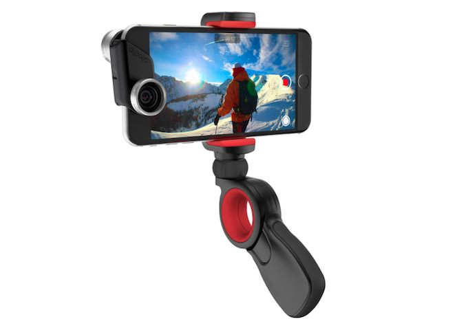 Nuovo Olloclip Pivot Adatto per Video con Smartphone