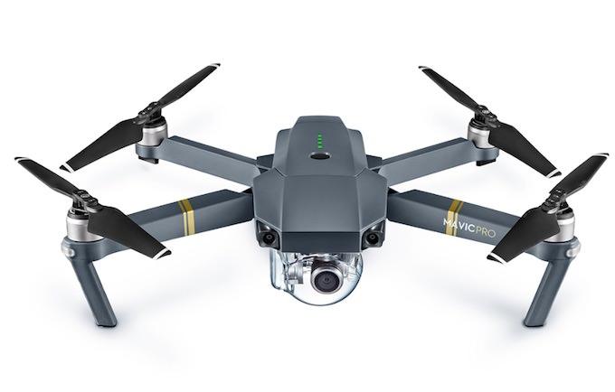 caratteristiche drone dji mavic pro