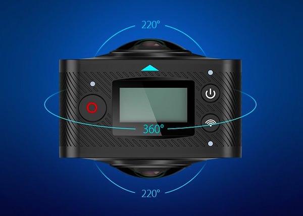 caratteristiche elephone elecam 360