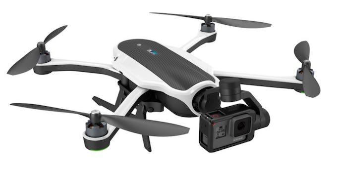 Il Drone GoPro Karma è Pensato per i Principianti