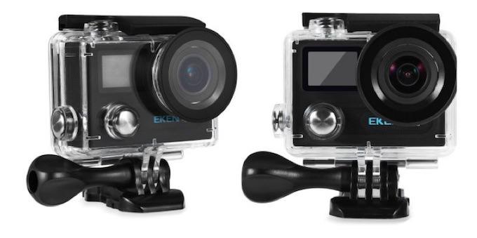 Nuova Eken H8 Pro con Registrazione Video 4K Reali