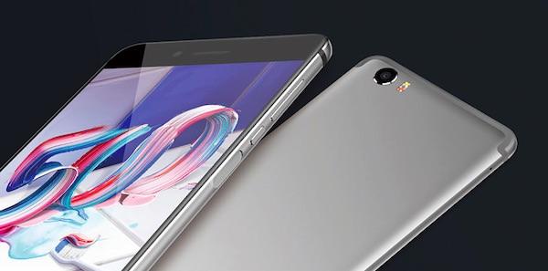 Lo Smartphone Phablet Vernee Mars ha 13Mp e Tante Qualità